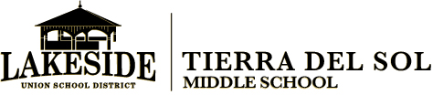 Tireea Del Sol Middle School
